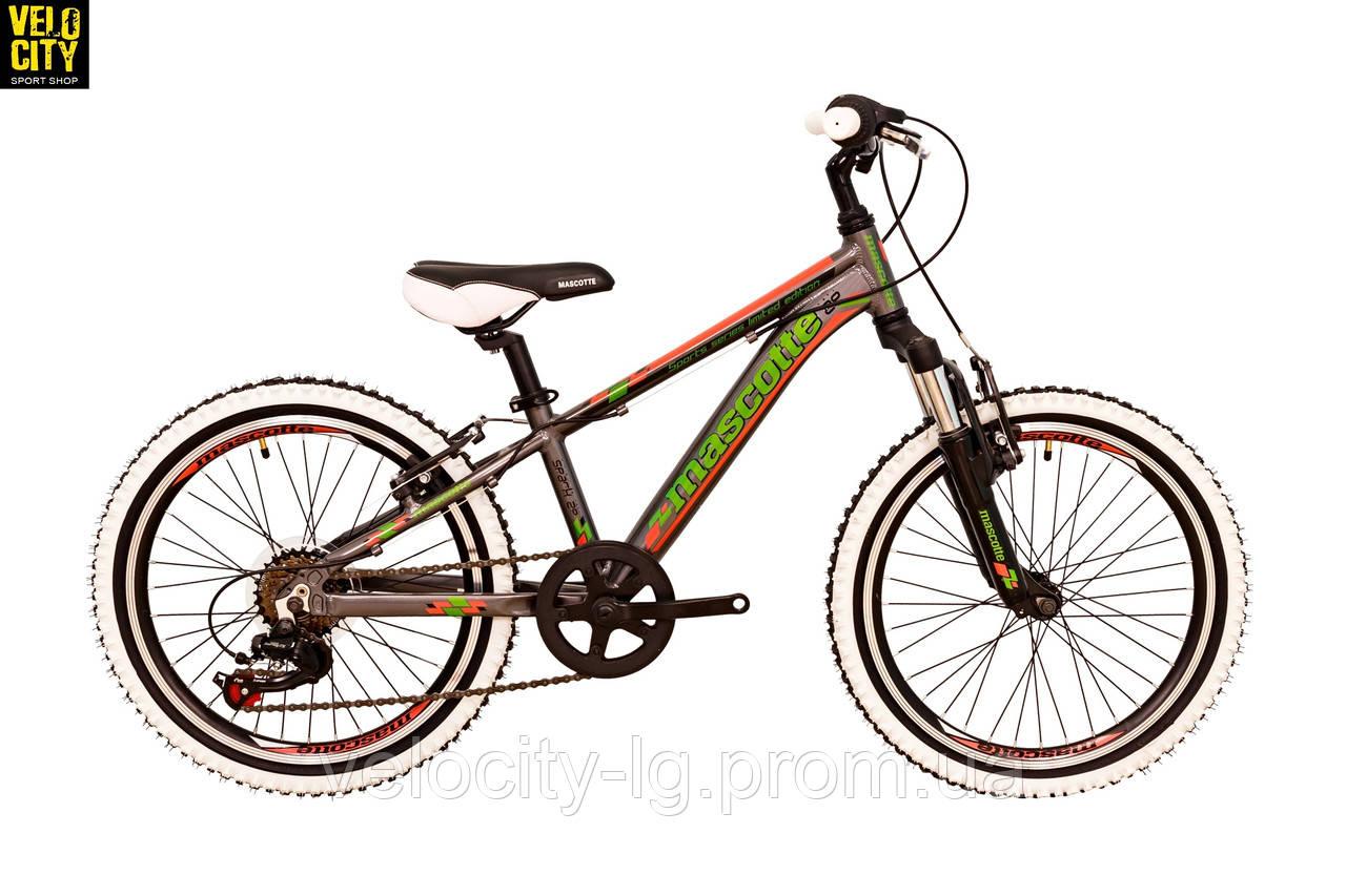 d57806e93 Велосипед Mascotte Spark 20