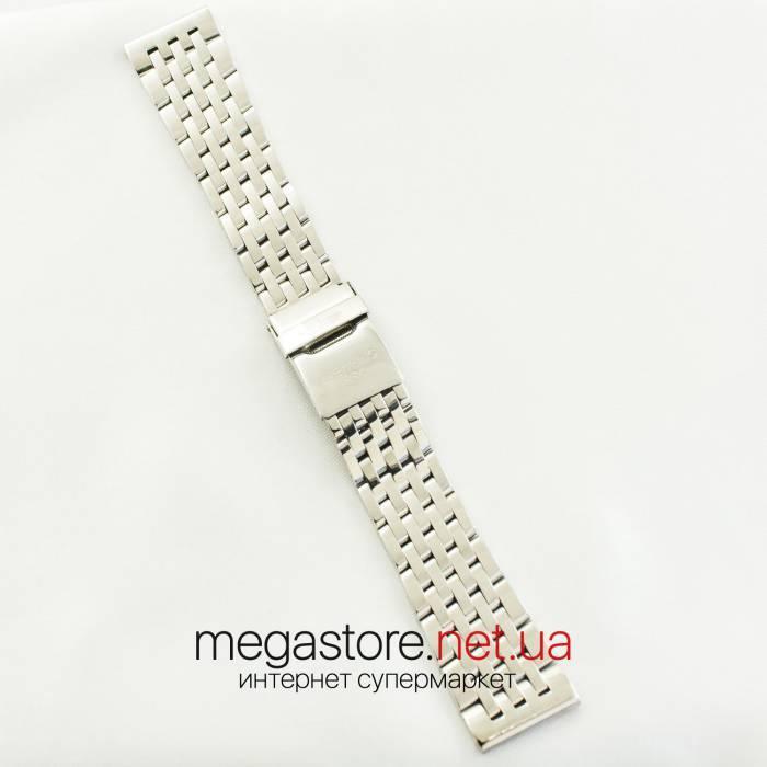 Для часов браслет Breitling серебро 22х20мм (07163), фото 1