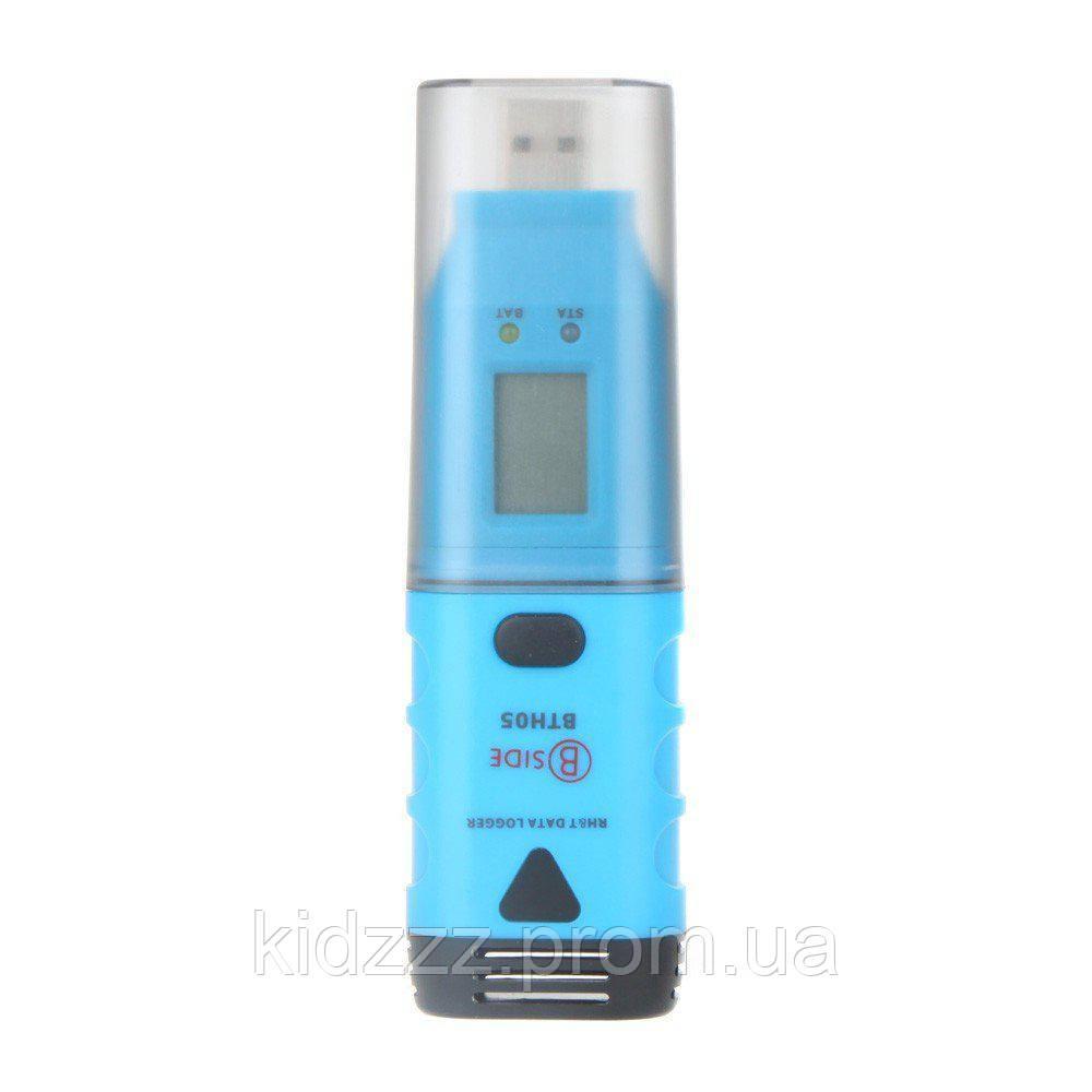 Двухканальный логгер температуры и влажности с USB интерфейсом BSIDE BTH05