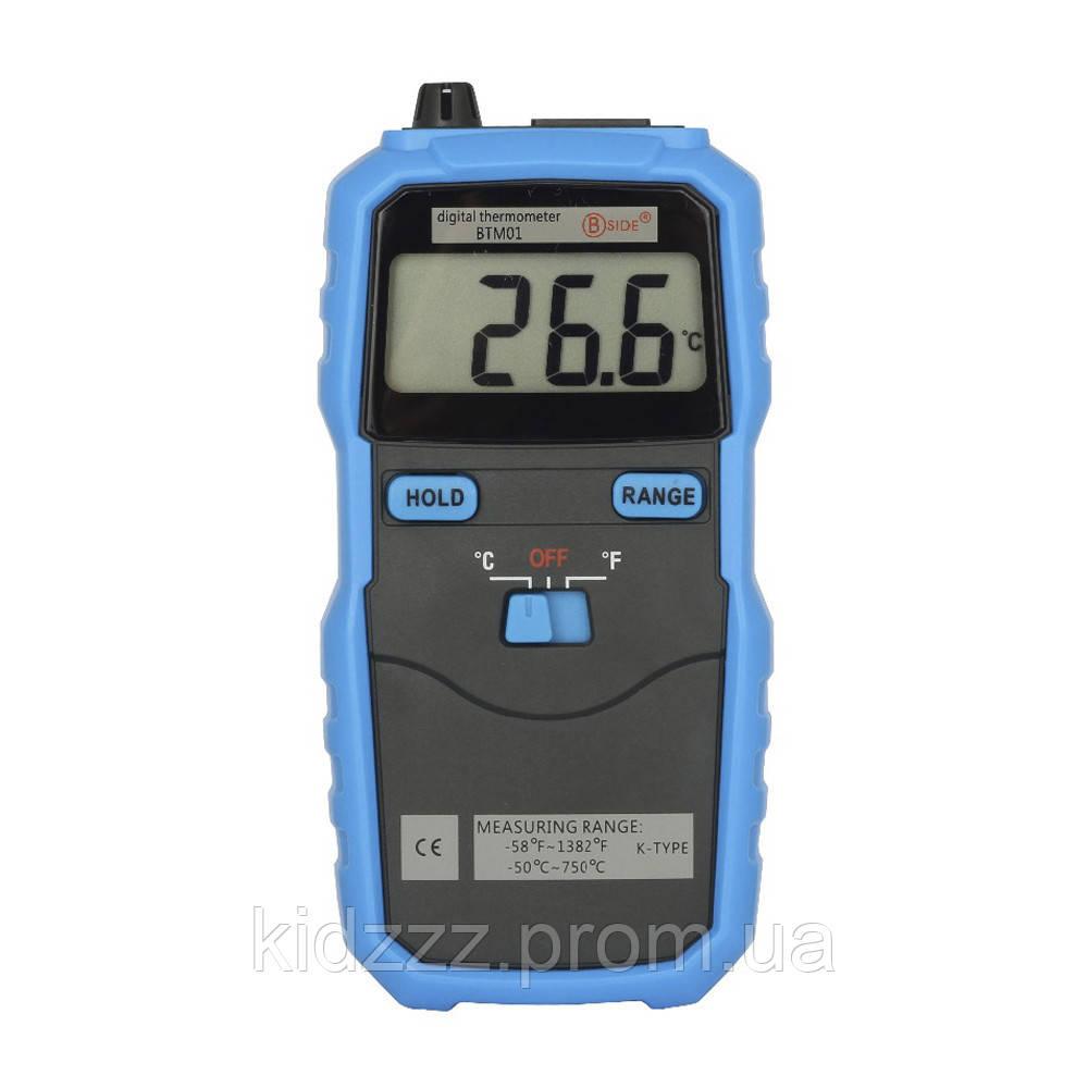 Портативный цифровой термометр BSIDE  BTM01