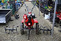 Мотоблок Булат ВТ1100АЕ (дизель 6 л.с., электрост., колеса 4.00-10) Бесплатная доставка, фото 1