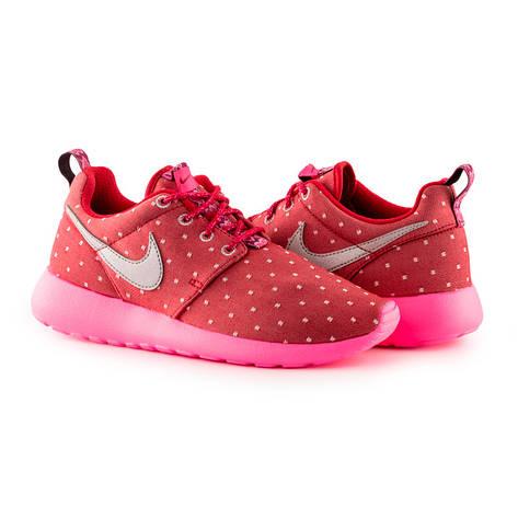8501194e Кроссовки Nike детские Кроссовки NIKE ROSHERUN PRINT (GS) 677784-606  Оригінал!(