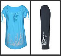 Женские летние костюмы с брюками