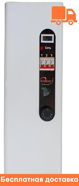 Котел Электрический Warmly WCSM 9 кВт Бесплатная доставка!