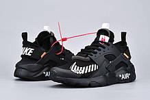 "Кроссовки Nike Air Huarache Off-White ""Black"", фото 2"