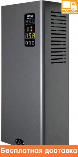 Котел электрический Tenko 6 кВт/220 st.digital Бесплатная доставка!
