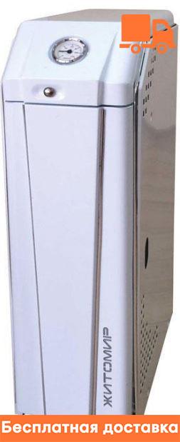 Котел газовый Житомир 3 КС-ГВ-010-СН (теплообменник нержавейка)