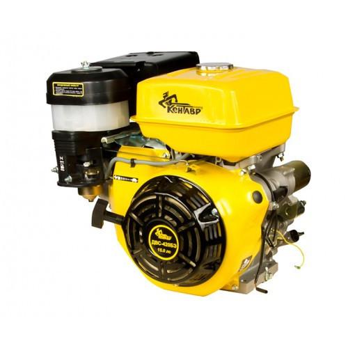 Двигатель Кентавр ДВС-420БЭ (электростартер, 15л.с., бензин)