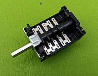 Переключатель четырехпозиционный 840511 / 16А / 250V / Т150 для электроплит, электродуховок  7LAK GOTTAK,Spain