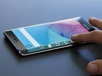 Samsung Galaxy S6 Edge перевірили на міцність