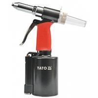 Пневматический заклепочник 2,4-4,8 мм Yato  YT-3617