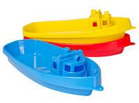 Игрушка кораблик технок