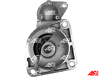 Cтартер для DAF LF 45. 220 - 6.7 см³. 4.0 кВт. 10 зубьев. 24 Вольт. ДАФ ель еф.