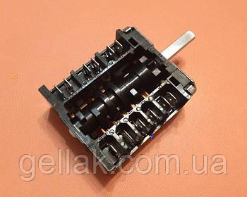 Переключатель семипозиционный EGO 46.27266.500 для электроплит, электродуховок EGO, Германия