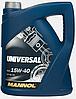 Моторное масло Mannol Universal 15W40 5L