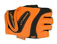 Перчатки для фитнеса PowerPlay 1729-D женские размер S, фото 1