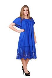 Платья Лето из 100 % хлопка и лена (размер 44-60)