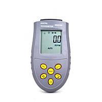Цифровой лазерный тахометр HS2234 (SR2740) (от 2,5 до 99999 об/мин;50 ~ 500мм) память 50 значений,MAX,MIN