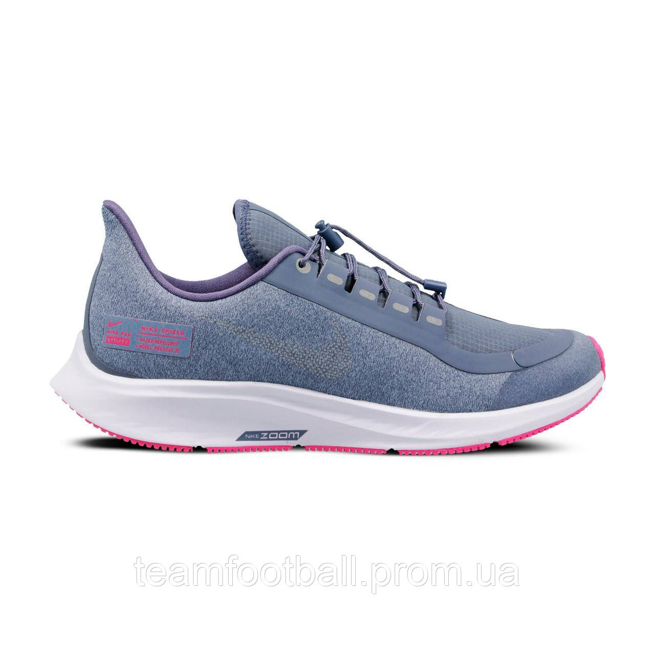 e9b10865 Кроссовки Nike детские AIR ZOOM PEGASUS 35 SHIELD GS(03-01-01) 36 ...