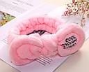 Махровая повязка на голову (для волос) с бантом COOL, фото 6