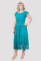 Женское платье Ткань : 100 % хлопок