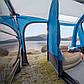 Палатка Vango Idris II Tall Sky Blue, фото 5