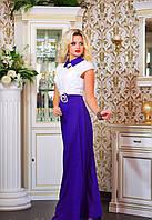 Выпускные платья в пол. Алина
