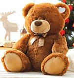 Великий плюшевий ведмедик Гуннар, фото 2