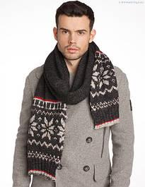 Мужские шарфы. Скидки!
