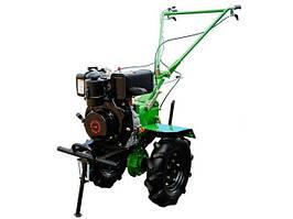 Мотоблок BIZON 1100A (дизель 6 л.с.,колеса 4.00-10)
