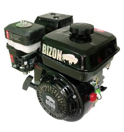 Двигатель BIZON 170F (бензин 6.5 л.с., шлицы 20 мм
