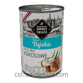 Кокосове молоко Smaki Swiata mleczko kokosowe 400 мл