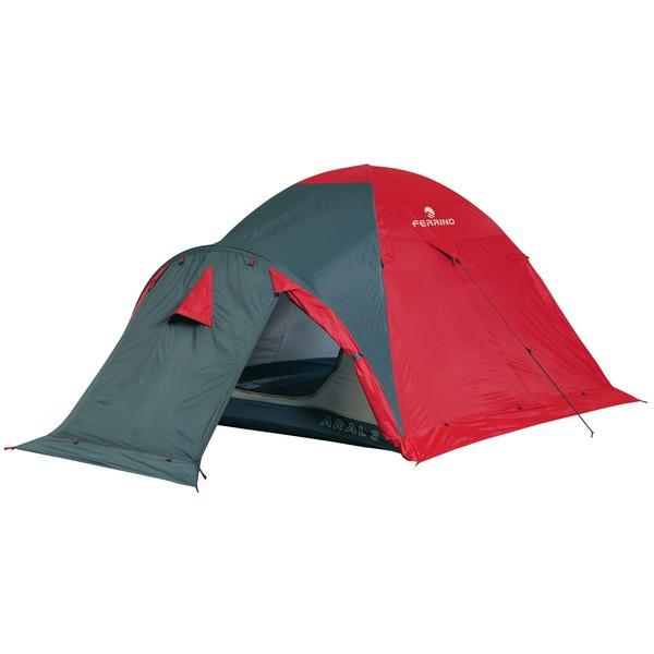 Палатка Ferrino Aral 3 (4000) Red/Gray