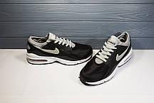 "Кроссовки Nike Air Max 93 ""Black/Grey"", фото 3"