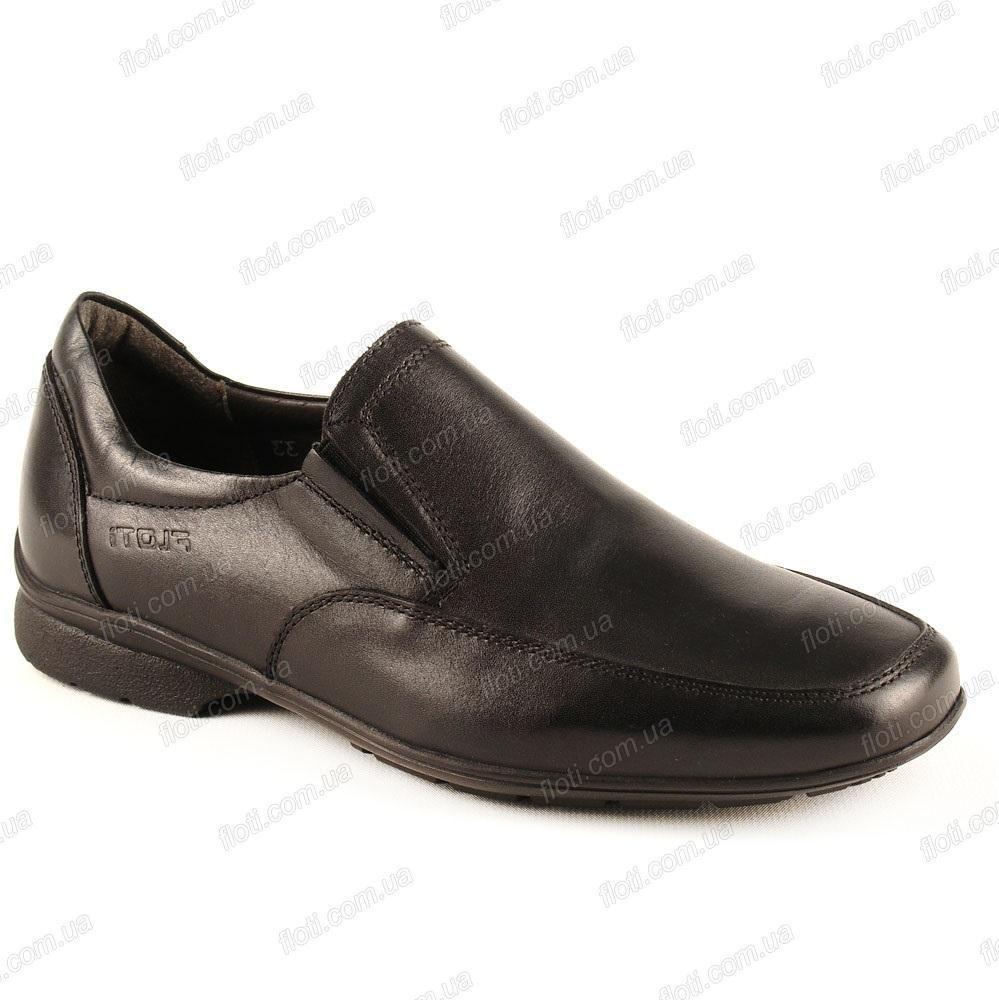 Туфлі шкільні підліткові 3400010500