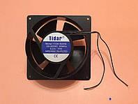 Вентилятор осевой универсальный Tidar 172мм*150мм*50мм / 220-240V / 0,22А / 33W ( КРУГЛО-КВАДРАТНЫЙ )