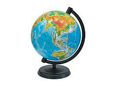 Глобус 16 см ( с физической картой) 440221