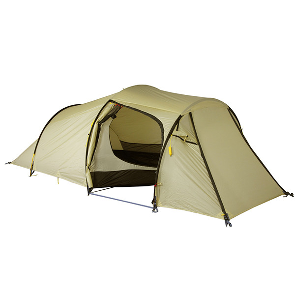 Палатка Wechsel Outpost 3 Zero-G (Sand) + коврик надувной 3 шт