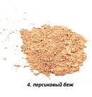 Пудра для лица рассыпчатая Colour Intense №4 Beige Peach Бежево-персиковый, фото 2