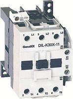 DL- K30-11 30KBт/63A, АС-3, 230B контактор Ganz KK