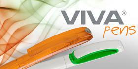 Авторучка пластиковая VIVA PENS ARTE COLOR, фото 3