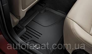Оригинальные задние коврики салона BMW 6 (G32) (51472446290)