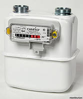 Правильный Счетчик газа Самгаз G4 RS/2001-22 (3/4)