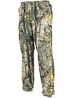 Штаны мужские на манжетах для охоты и рыбалки Дубрава камуфляж