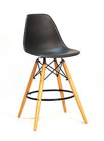 Полубарный стул Nik Eames, антрацит