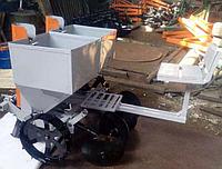 """Картофелесажалка двухрядная ТМ """"ШИП"""" тракторная с сидением (160 л), фото 1"""