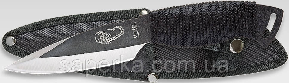 Метательный нож Скорпион P7 100гр