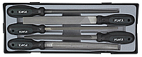 Набор напильников 5 пр. FORCE T5056.