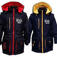 Куртка- Жилетка Crage Club на мальчика 5-10 лет демисезонная, фото 1