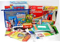 Набор первоклассника универсальный для мальчика эконом 30 предметов
